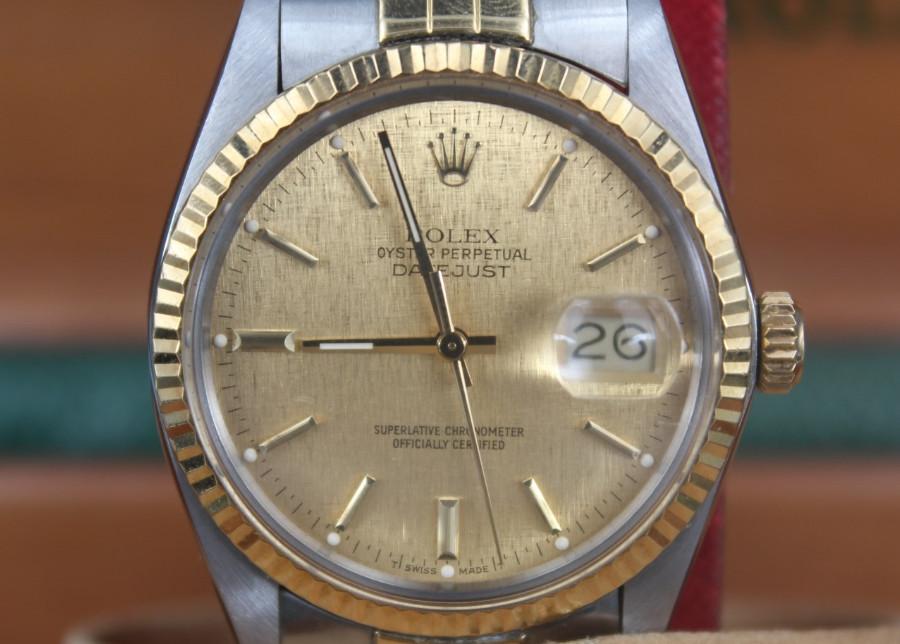 北京劳力士官方售后中心教你保养手表