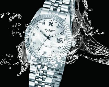 劳力士手表防水